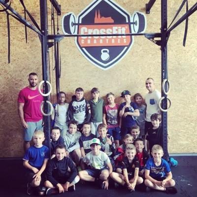 Stage CrossFit Kids...