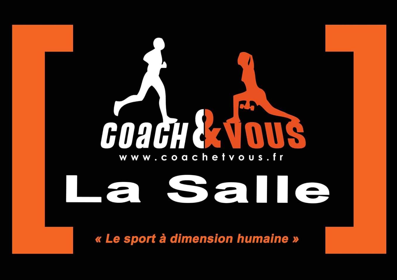 Logo Coach et Vous La Salle